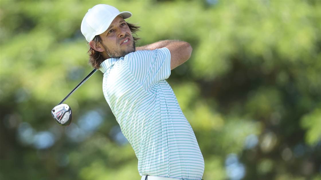 """Baddeley exclusive: """"My best golf is still in front of me"""""""