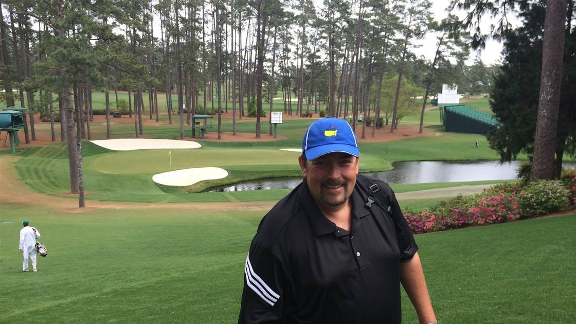 Q&A: What's it like to play Augusta National