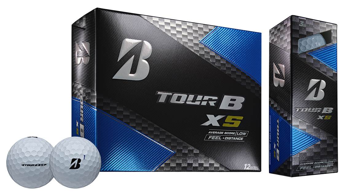 TESTED: Bridgestone Tour B golf balls