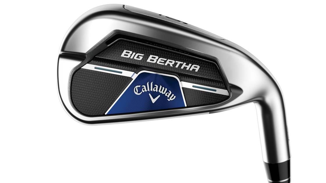 Tested: Callaway Big Bertha B21 Irons