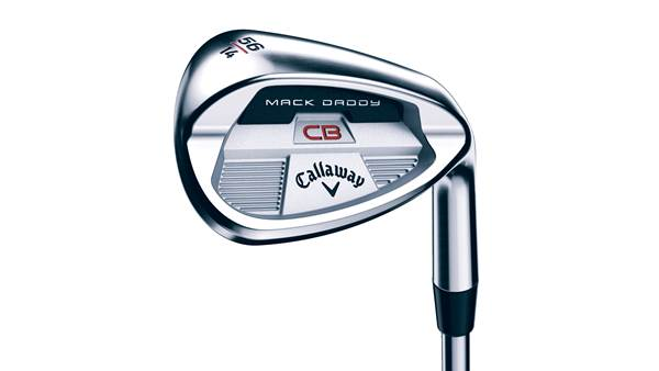 Tested: Callaway Mack Daddy CB Wedges