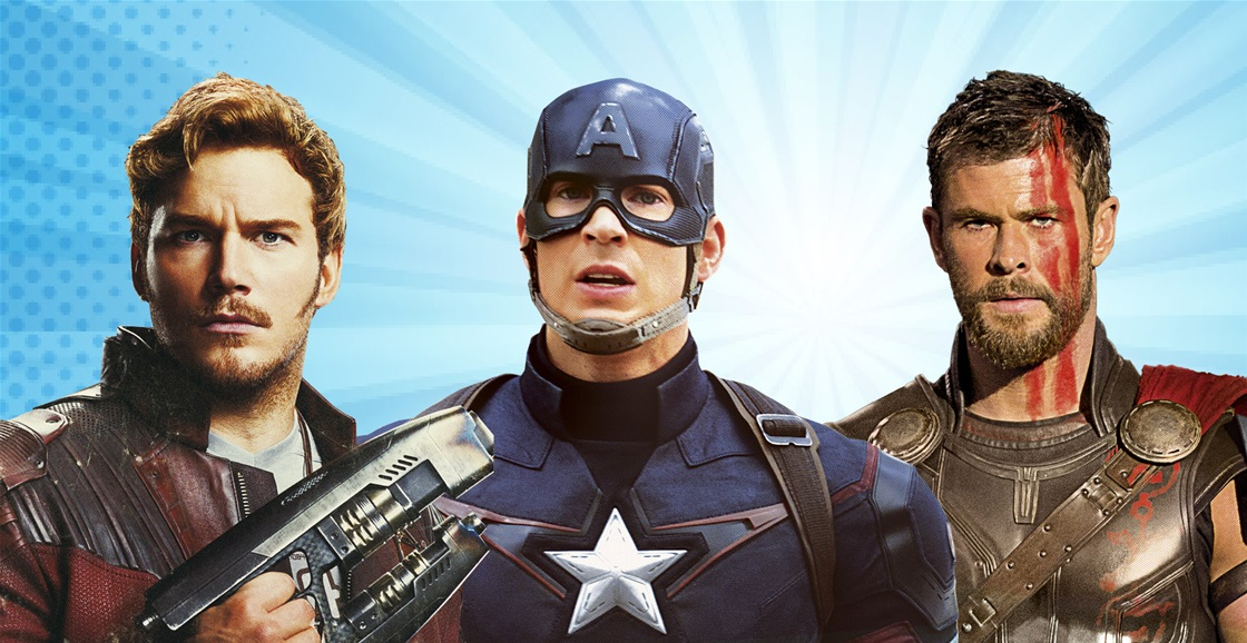 Which Marvel Chris is your favourite?