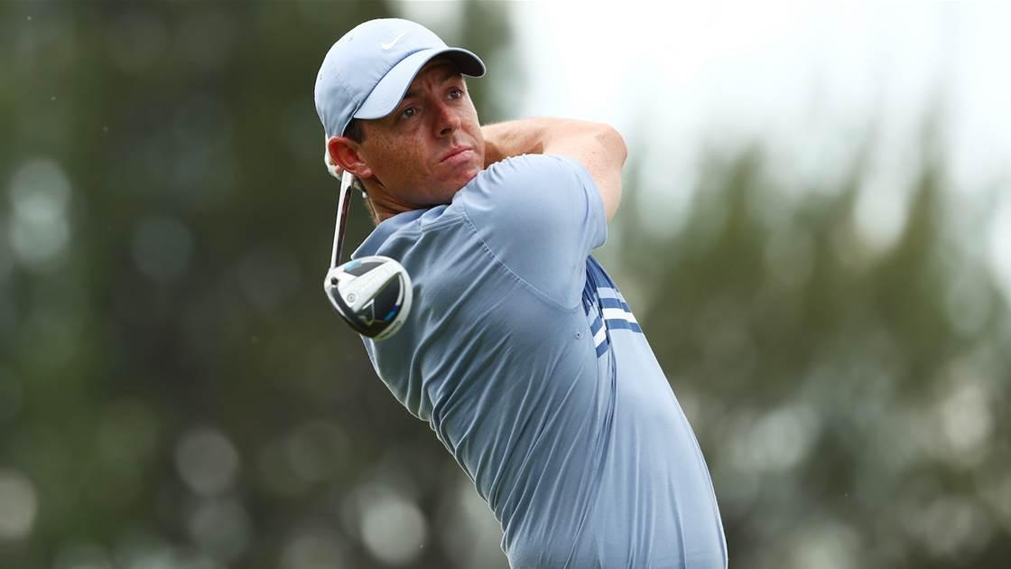 Morri: McIlroy's Australian Open motivation