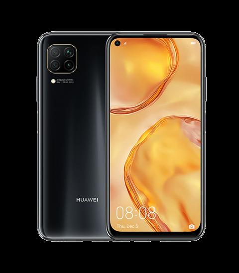 Hands on with the Huawei Nova 7i smartphone