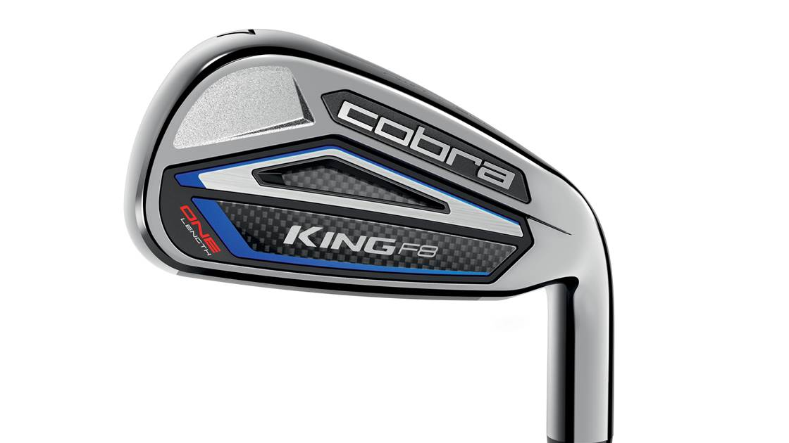 TESTED: Cobra KING F8 One Length irons