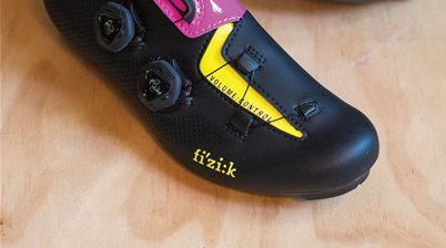 TESTED: Fi'zi:k Aria R3 road shoes