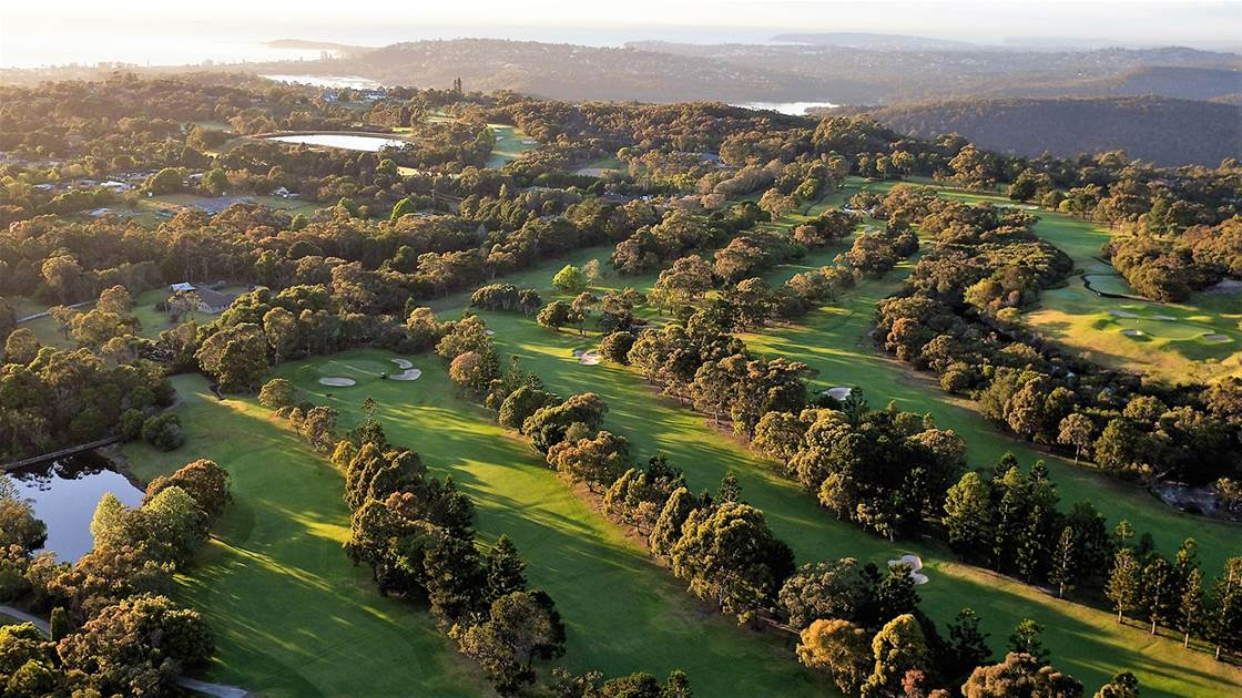 Join A Club: Monash Country Club
