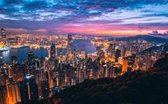 What changed about running a business in Hong Kong since China introduced its new security laws?
