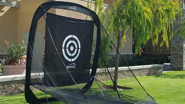 TESTED: Spornia SPG-7 practice golf net
