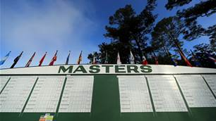 Morri: No golf reinforces Masters evolution