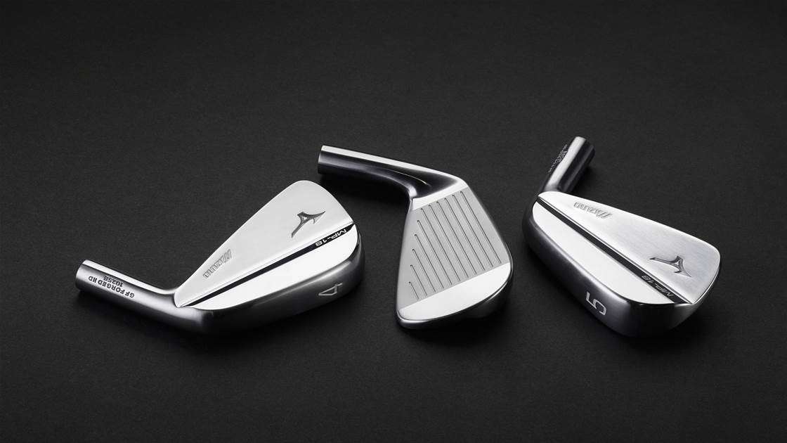TESTED: Mizuno MP-18 irons