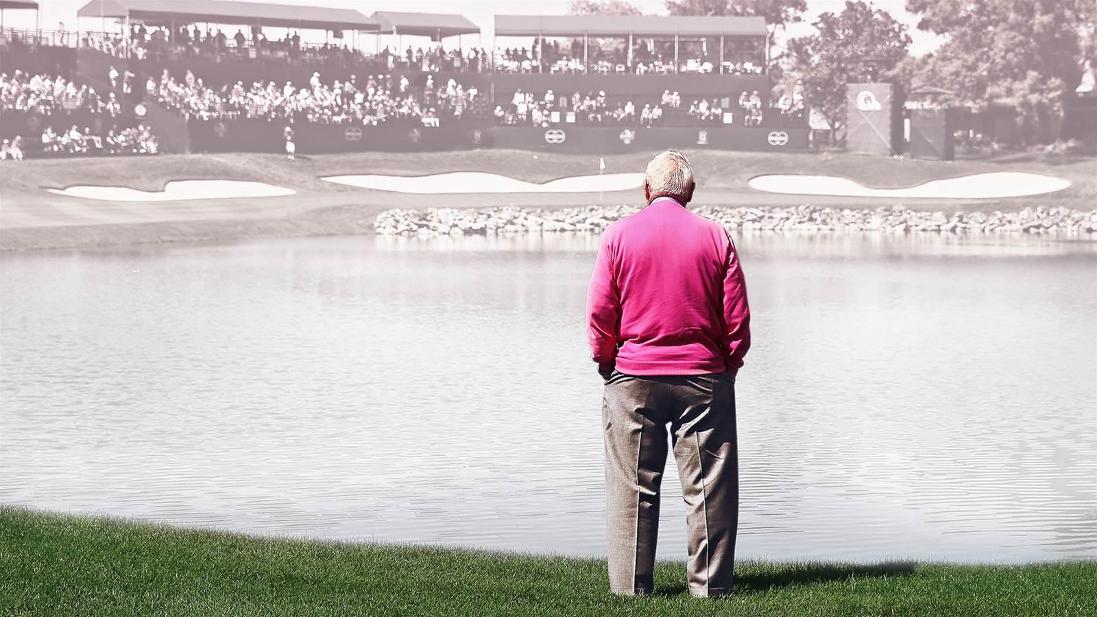 In Arnie's honour