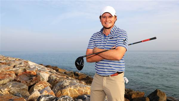 Profile: Eddie Pepperell
