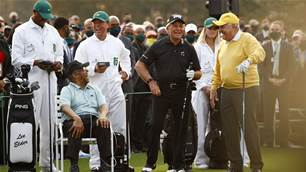 Opinion: Gary Player's golf balls sully momentous occasion