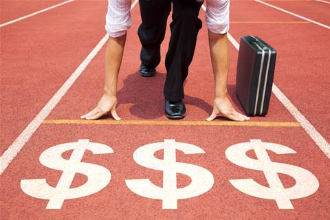 Winning the go-to-market race with other people's money