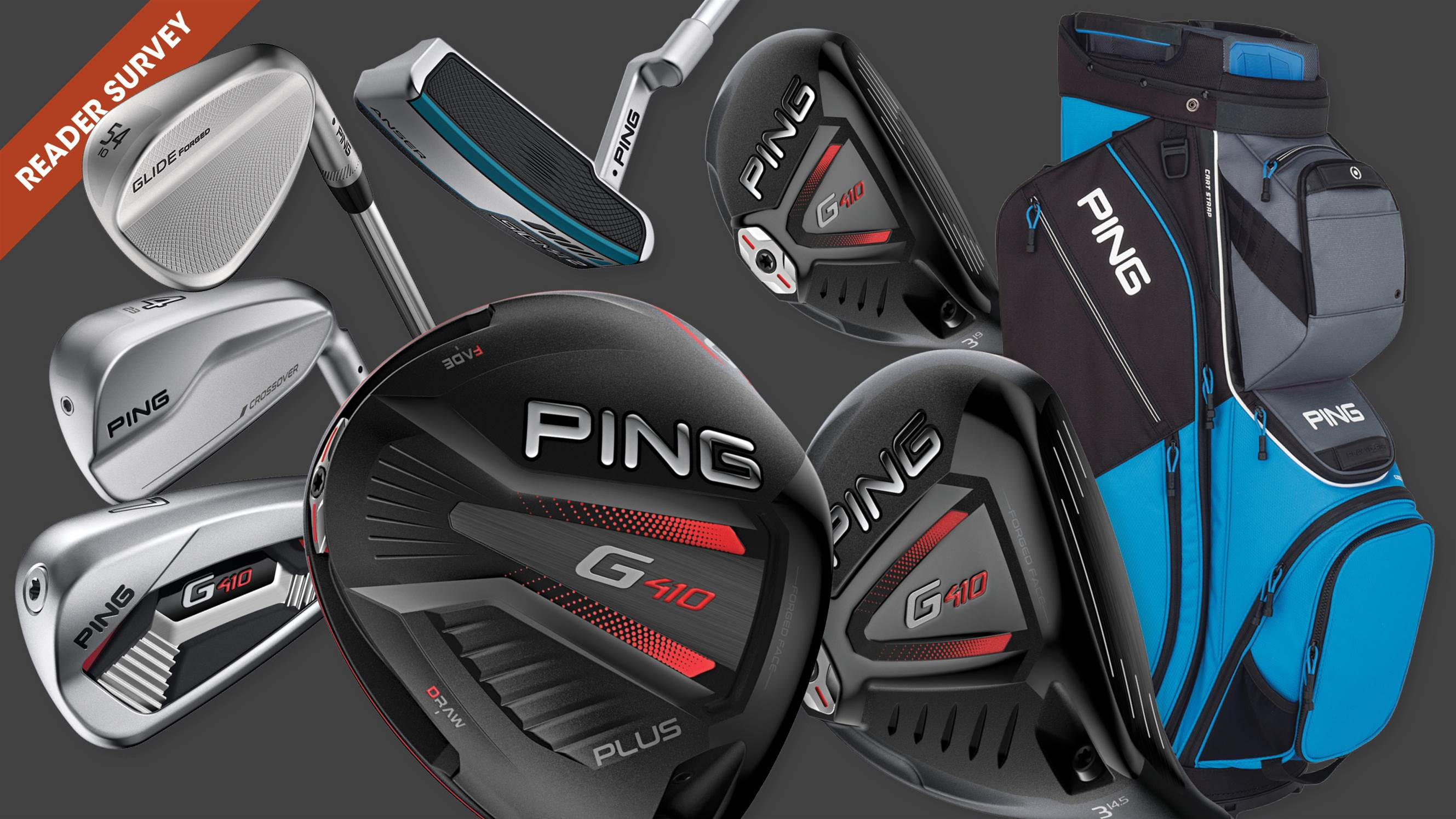 WIN a set of PING clubs worth $5,000