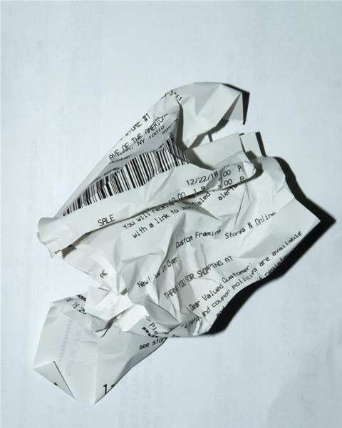 5 Reasons why businesses should give paper receipts the flick this financial year