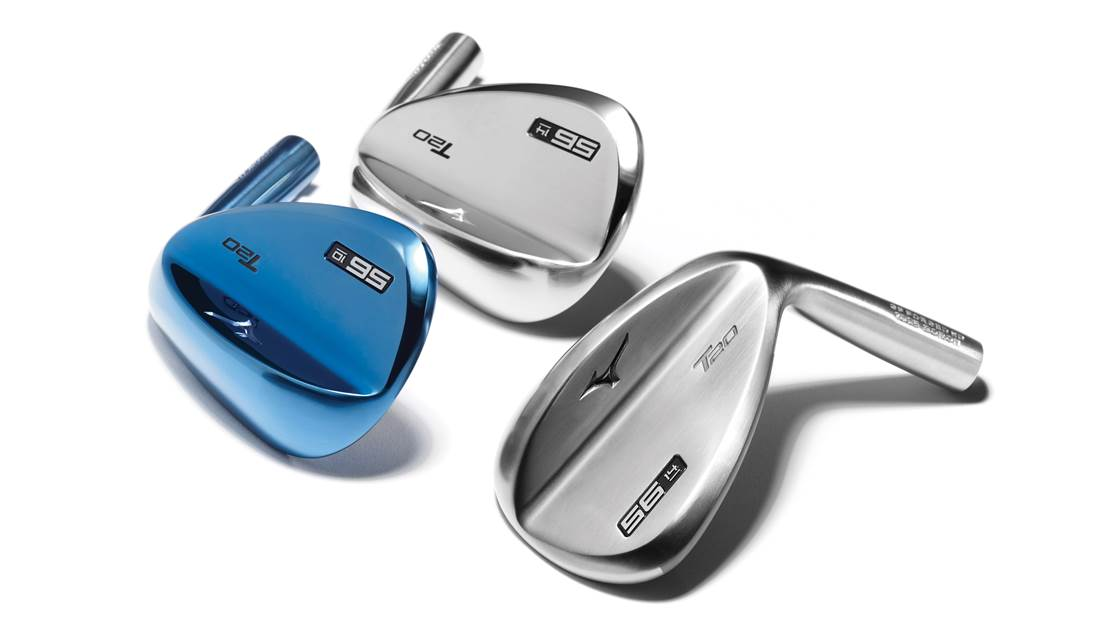 Tested: Mizuno T-20 Wedges