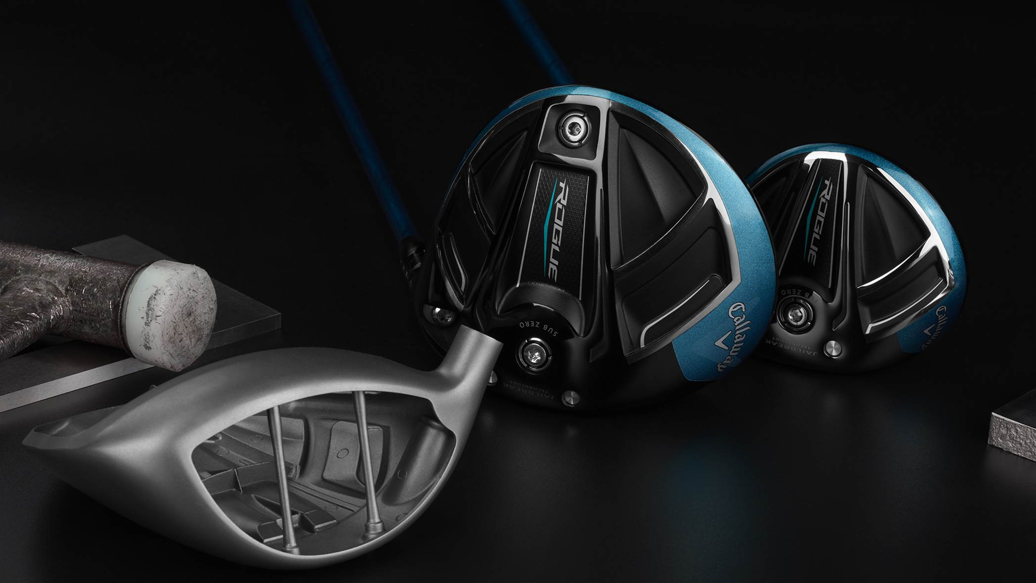 TESTED: Callaway Rogue Fairway Woods