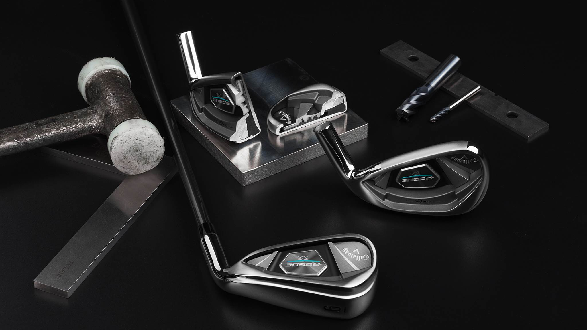 TESTED: Callaway Rogue irons