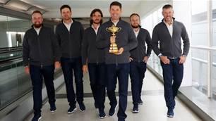 Huggan: Europe's Ryder Cup imbalance