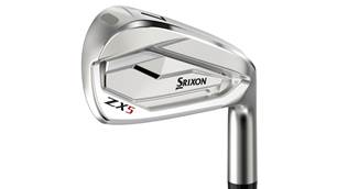 Tested: Srixon ZX5 & ZX7 Irons