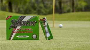 TESTED: Srixon Soft Feel and UltiSoft golf balls