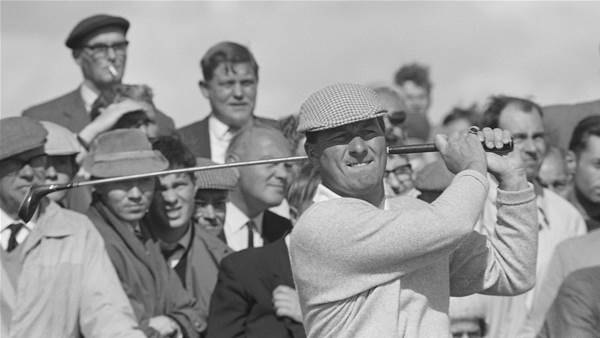 117 years of Aussies at The Open Championship