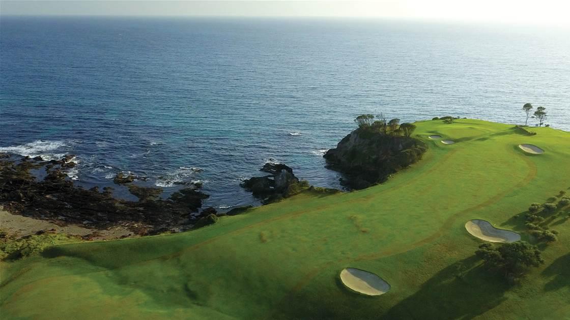 Top-100 Spotlight: Narooma Golf Club