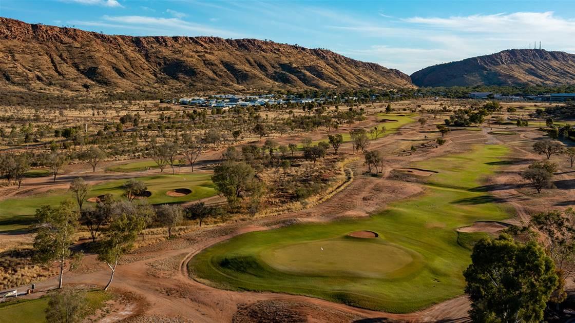 Top-100 Spotlight: Alice Springs GC