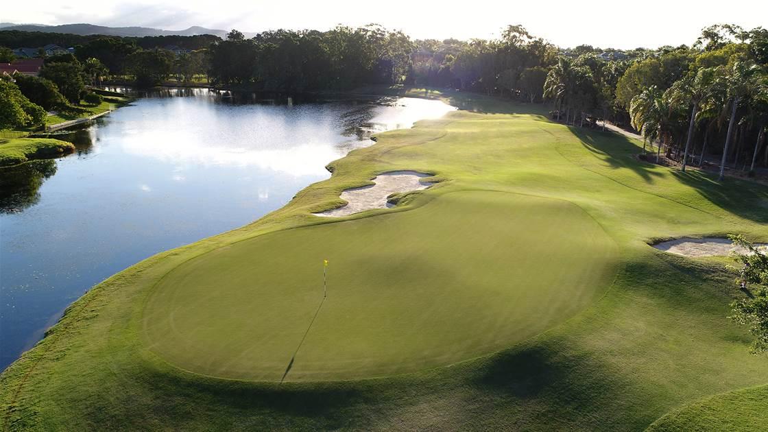 Top-100 Spotlight: Sanctuary Cove G&CC Palms Course