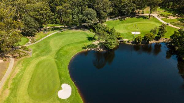 Top-100 Spotlight: Mollymook Golf Club