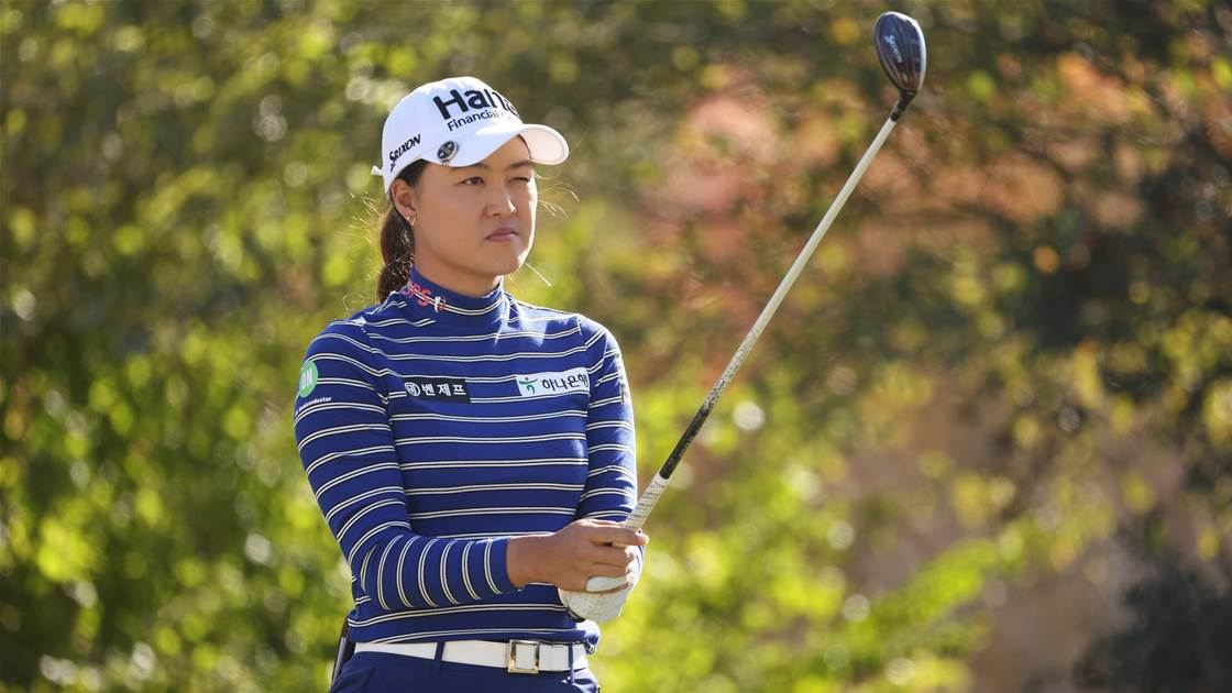 Tour Tip: Aim small, miss small with Minjee Lee