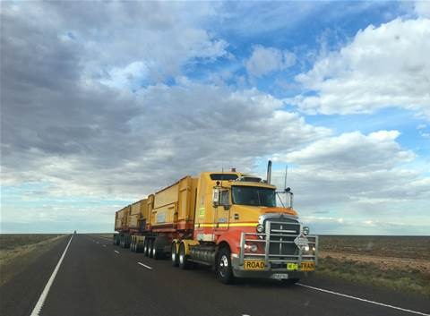 Truck on:Combatting roadfreight challenges with tech