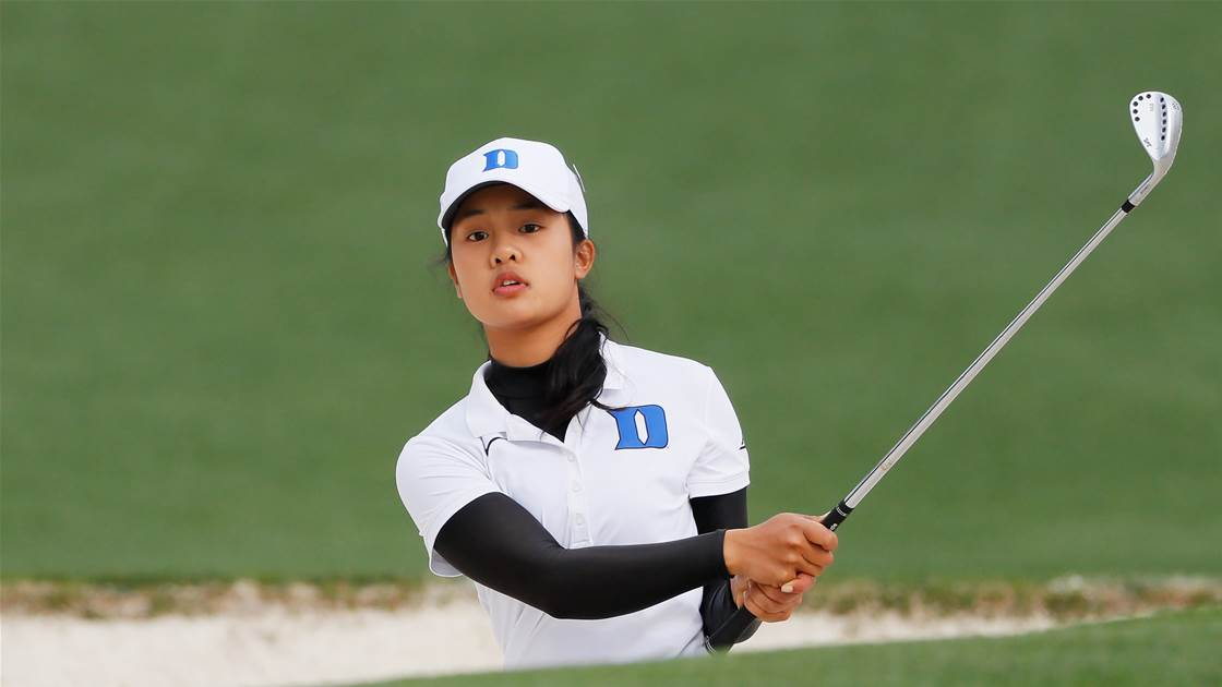 Women's Amateur Asia-Pacific Championship rescheduled
