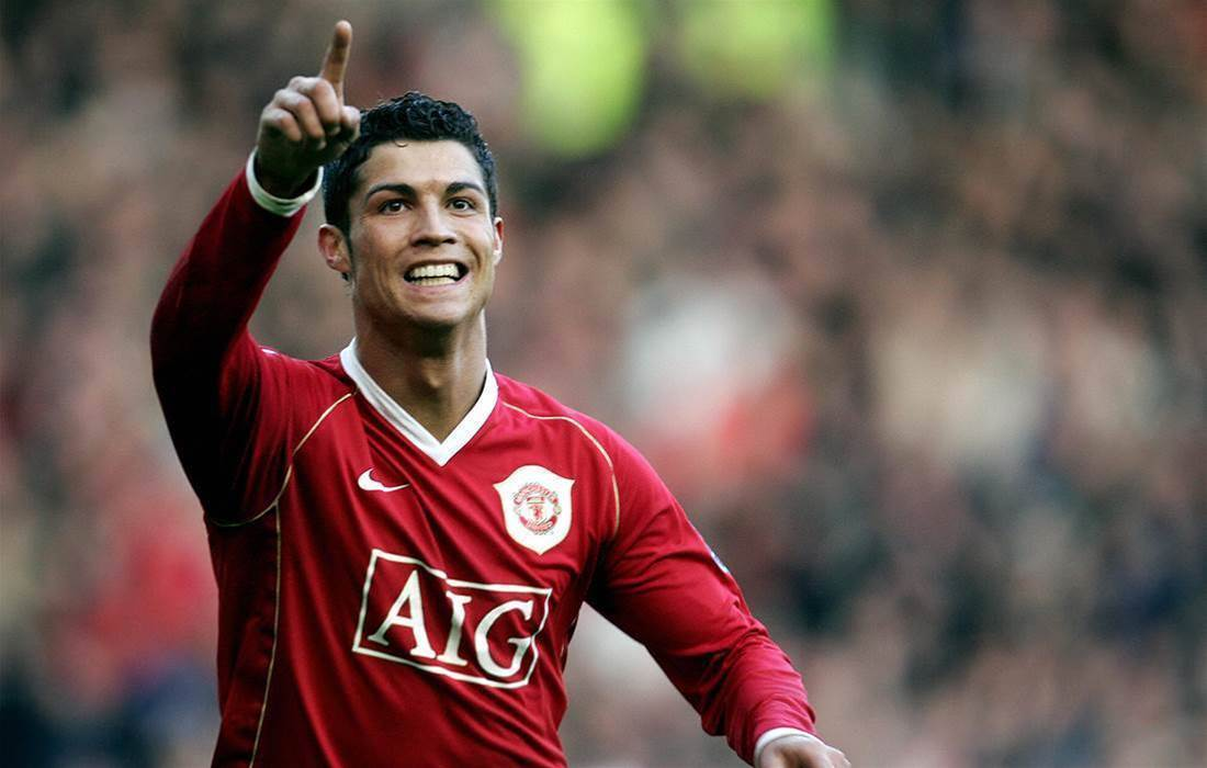 Gallery: The evolution of Manchester United's number 7