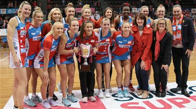 Pic Special: Swifts v Vixens