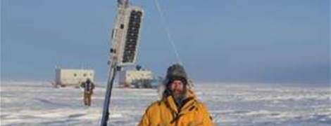 The epic four-day Antarctic trek to maintain one IoT device