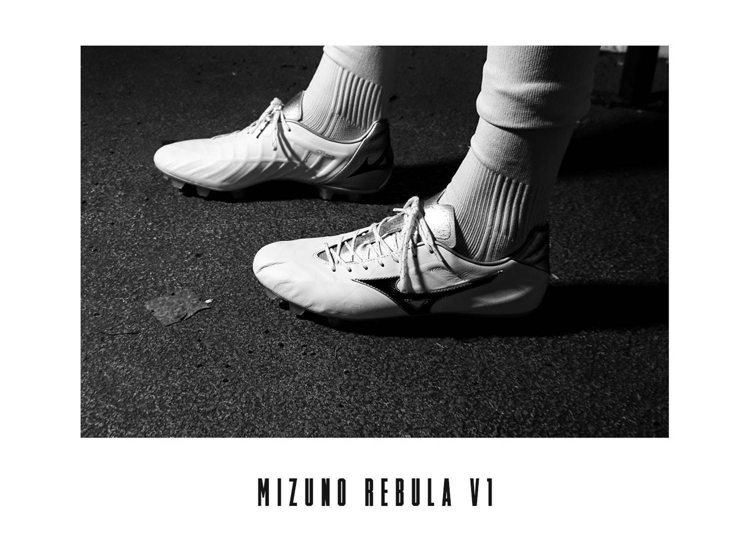 Gearing up with Mizuno