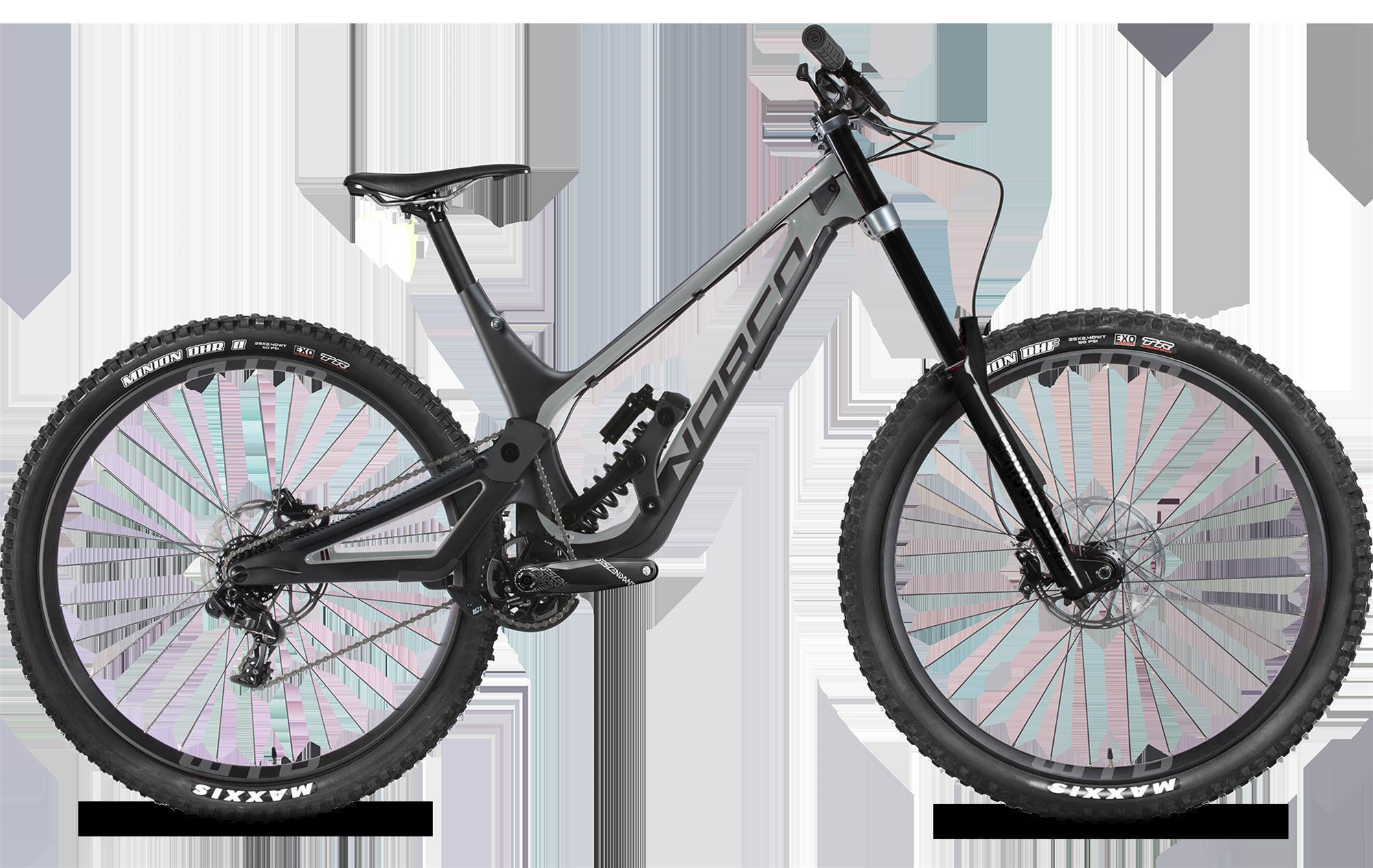 Norco send it with the Aurum HSP