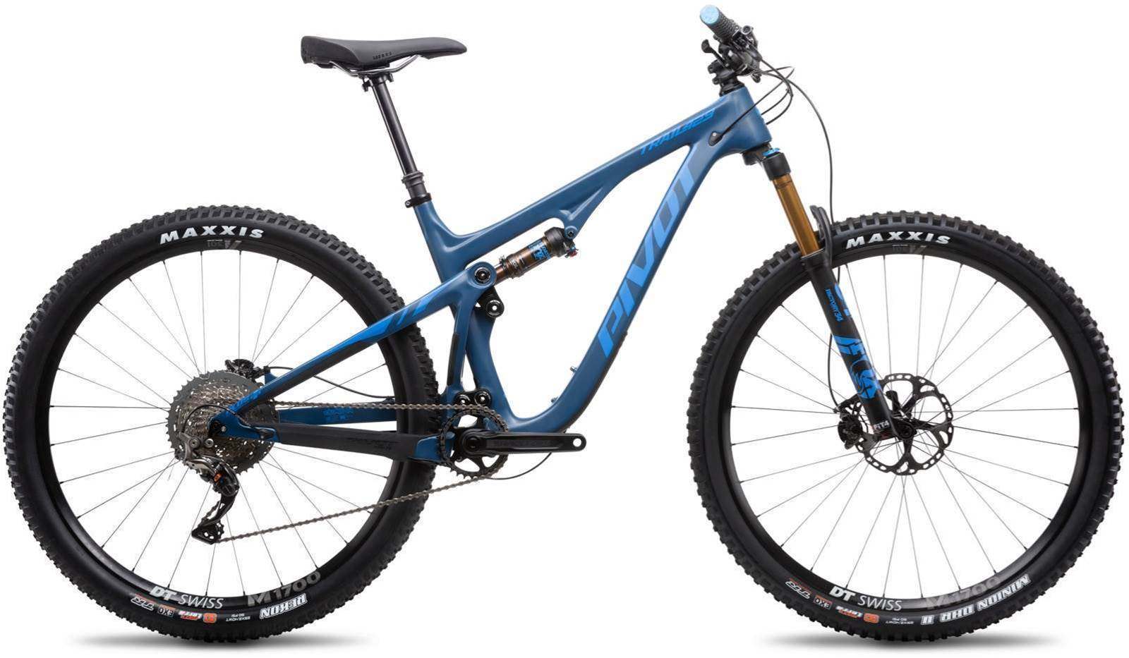 Pivot release an all new 429 Trail!