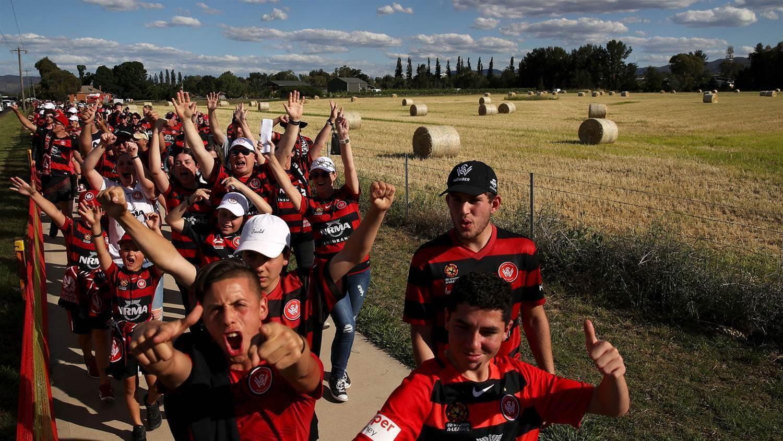 RBB does Mudgee: Fan pics