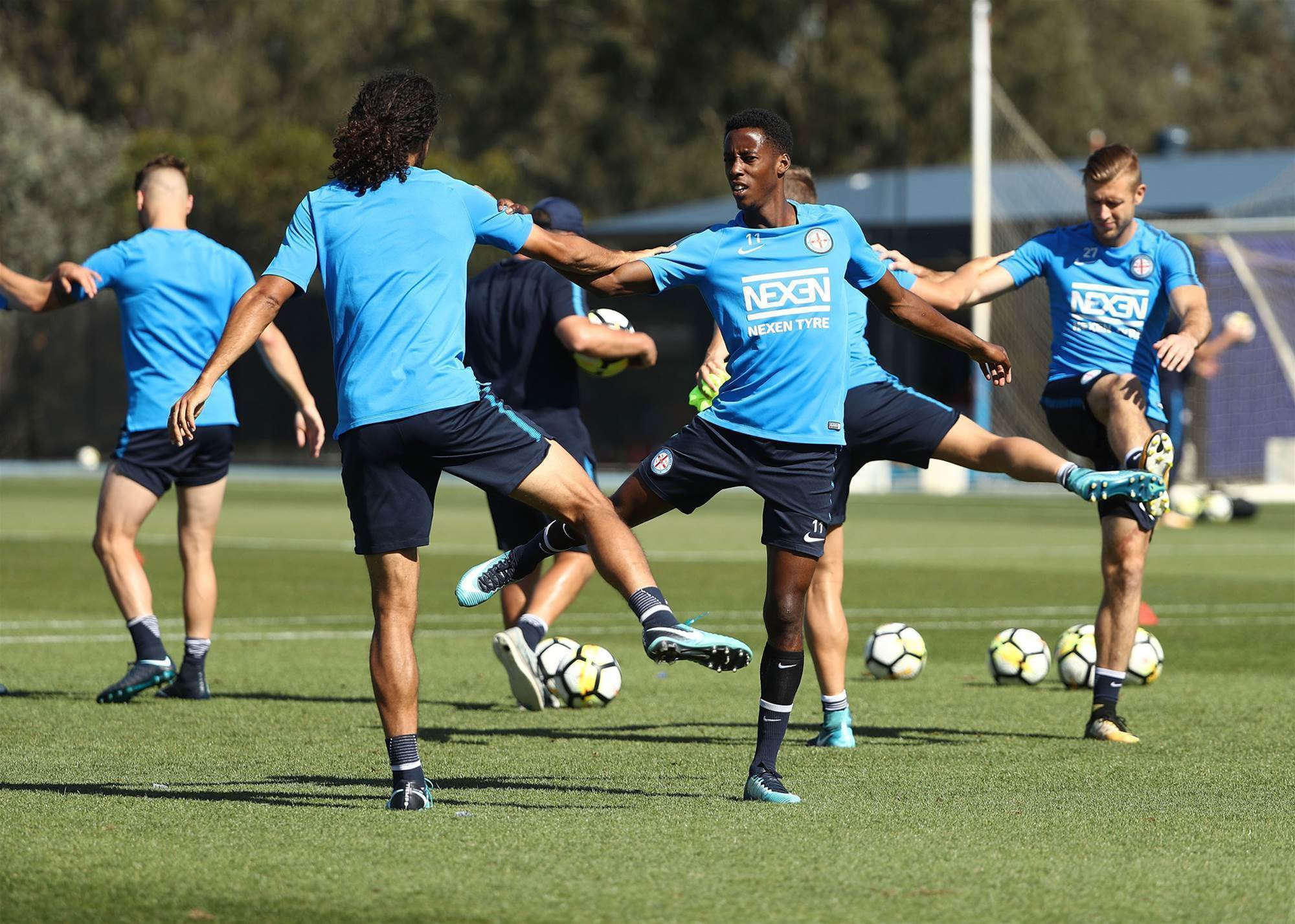 City training pic special