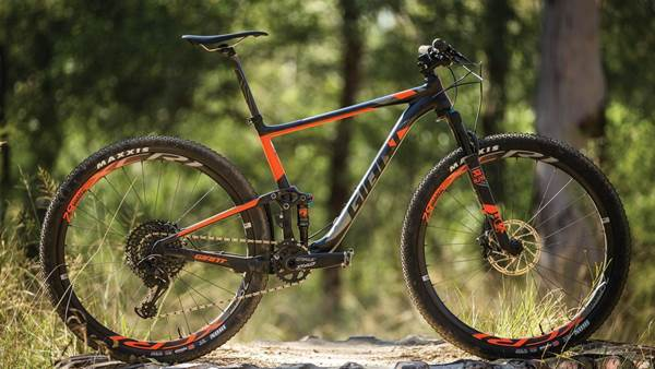 TESTED: Giant Anthem 29er 1