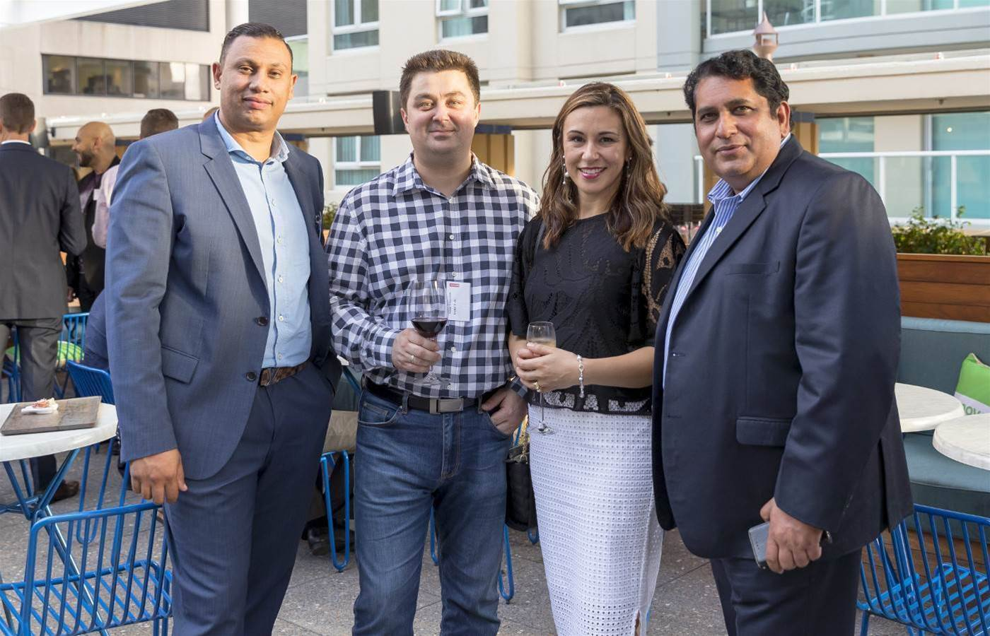 Lenovo Data Centre Group toasts partners, customers at end-of-year party