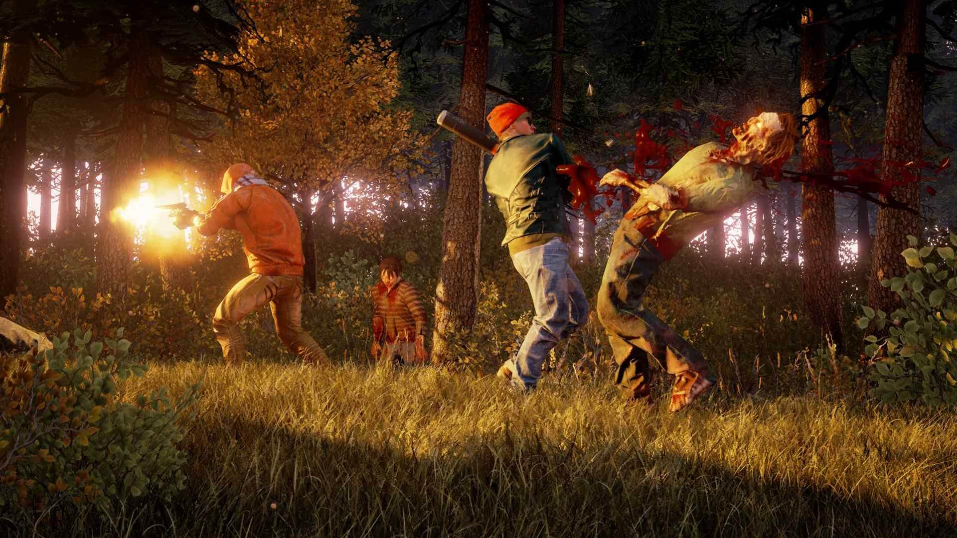 These State of Decay 2 screens need braaaains