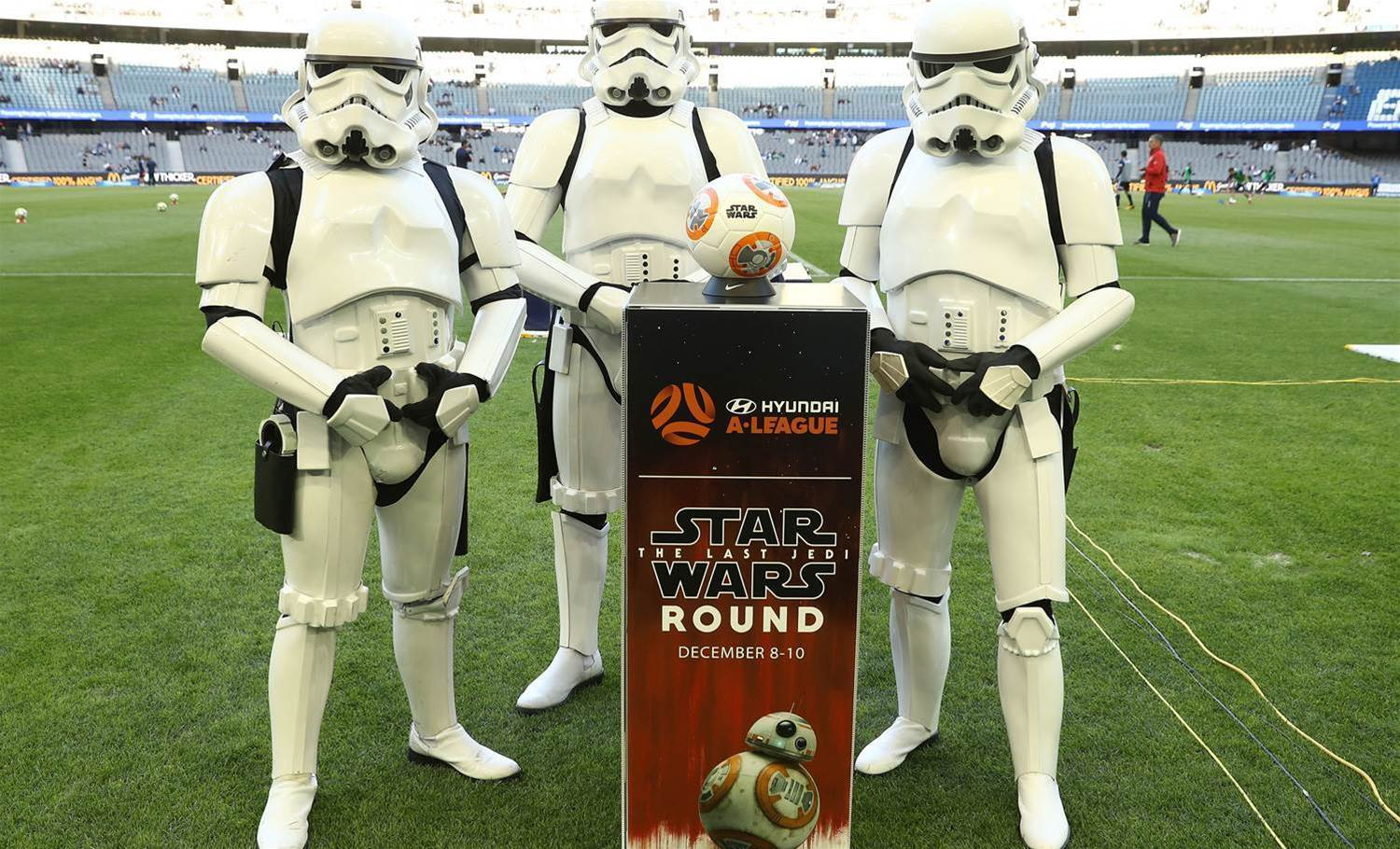 A-League pics: Star Wars Round