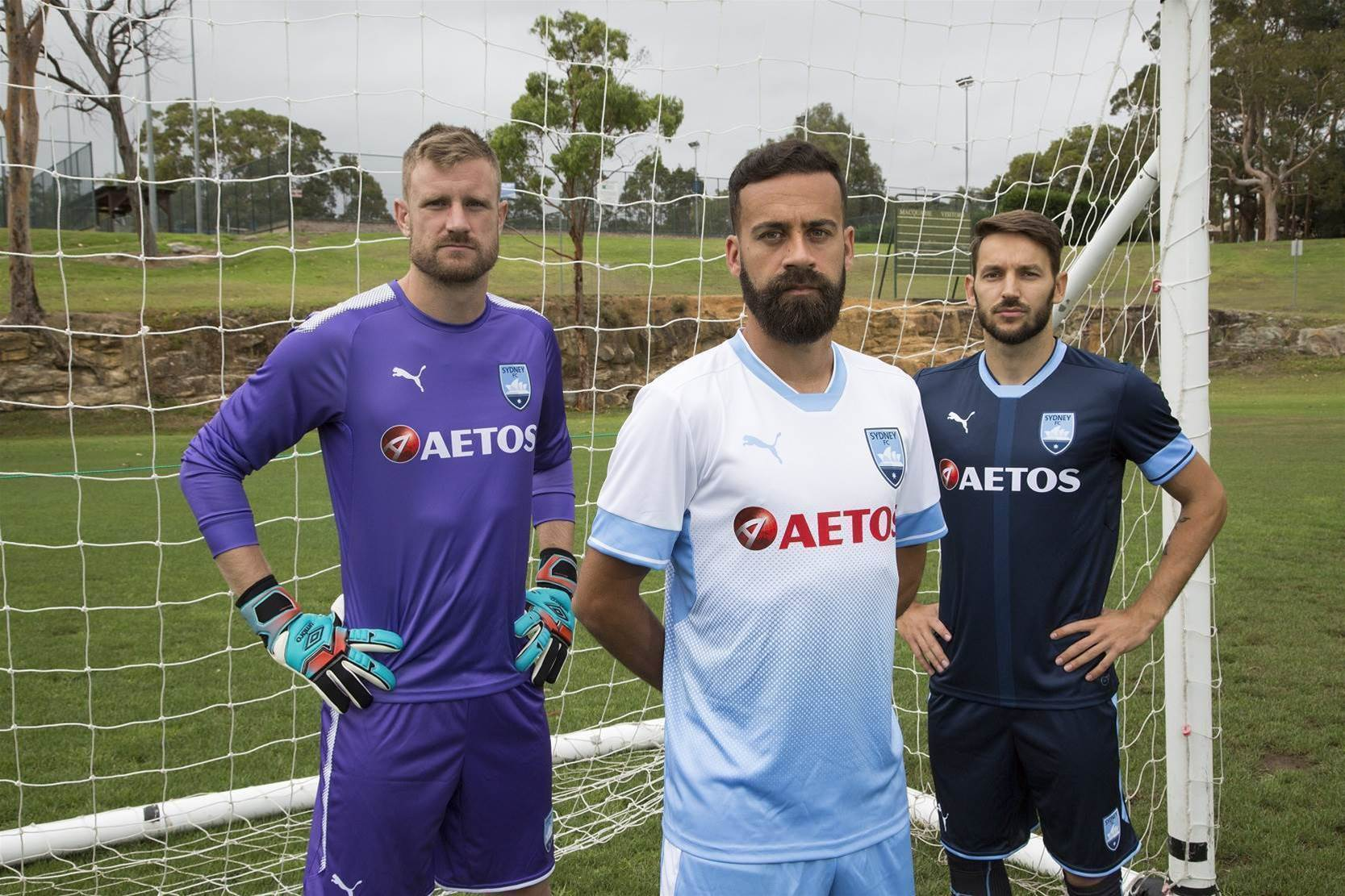 Gallery: Sydney FC unveils 2018 ACL kits
