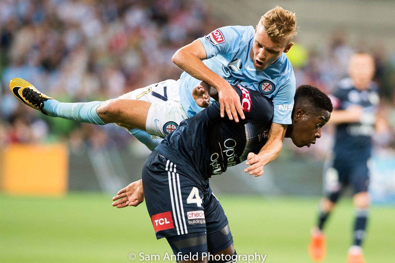 PIC GALLERY: Melbourne Derby