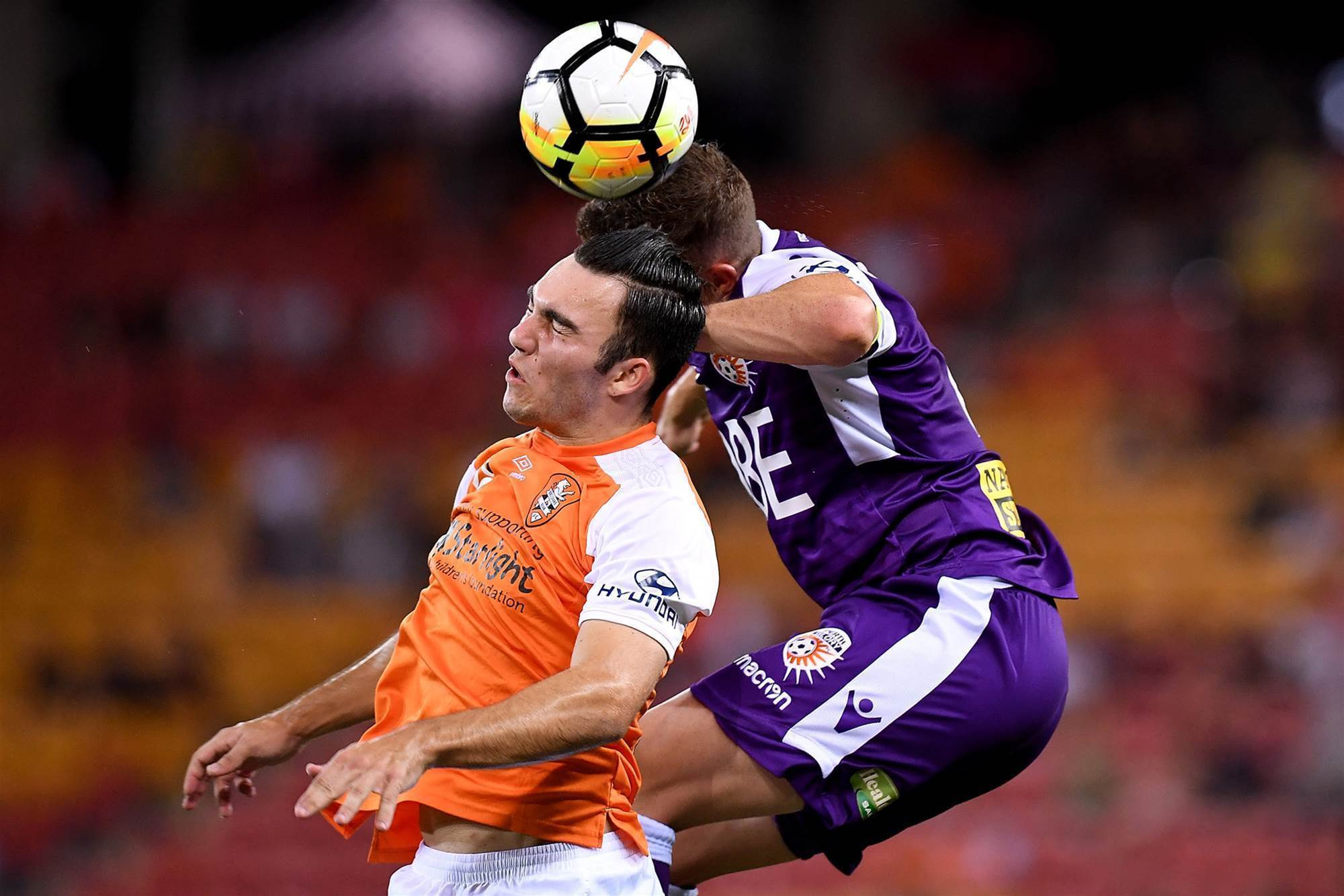 A-League festive football pics